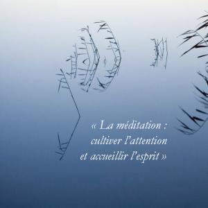 Retraite de méditation en Auvergne – du 18 au 21 juillet