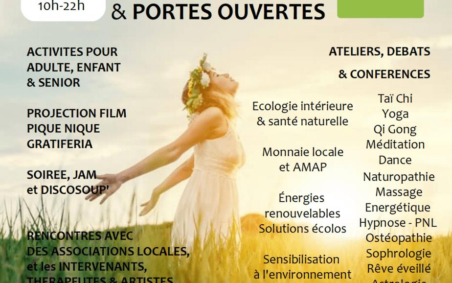 La Fête des Possibles et Portes ouvertes au Jardin Intérieur : édition 2018 !