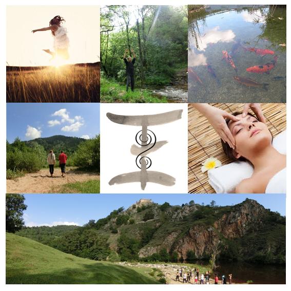 Retraite en pleine nature : se détendre, respirer, se centrer – du 24 au 26 juillet 2015