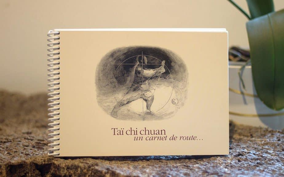 Carnet de route : illustrations du taiji quan style yang originel