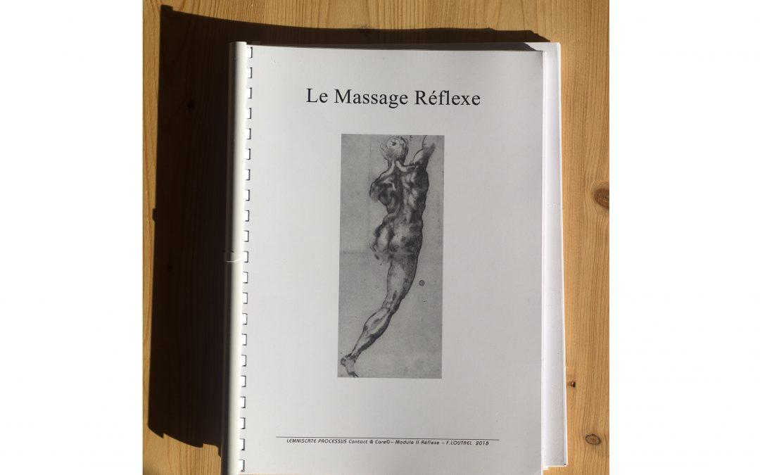 Le massage Réflexe – livret de formation