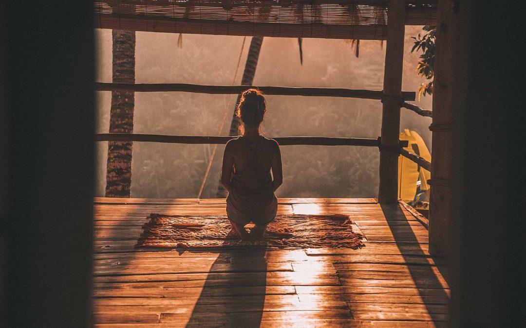 Etre méditant et par là, créateur de sa réalité