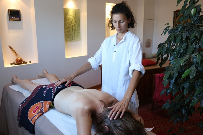Formation massage réflexe : pour professionnels de santé ou du bien-être