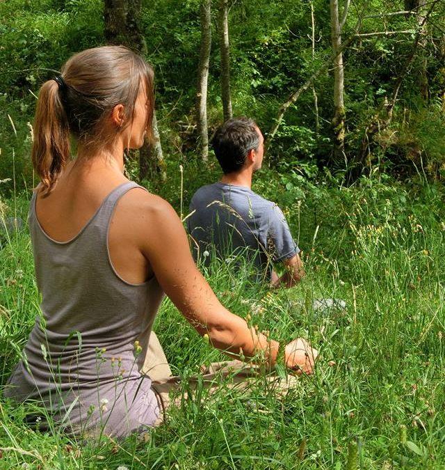 Retraite de méditation en Auvergne – du 23 au 25 juillet 2019
