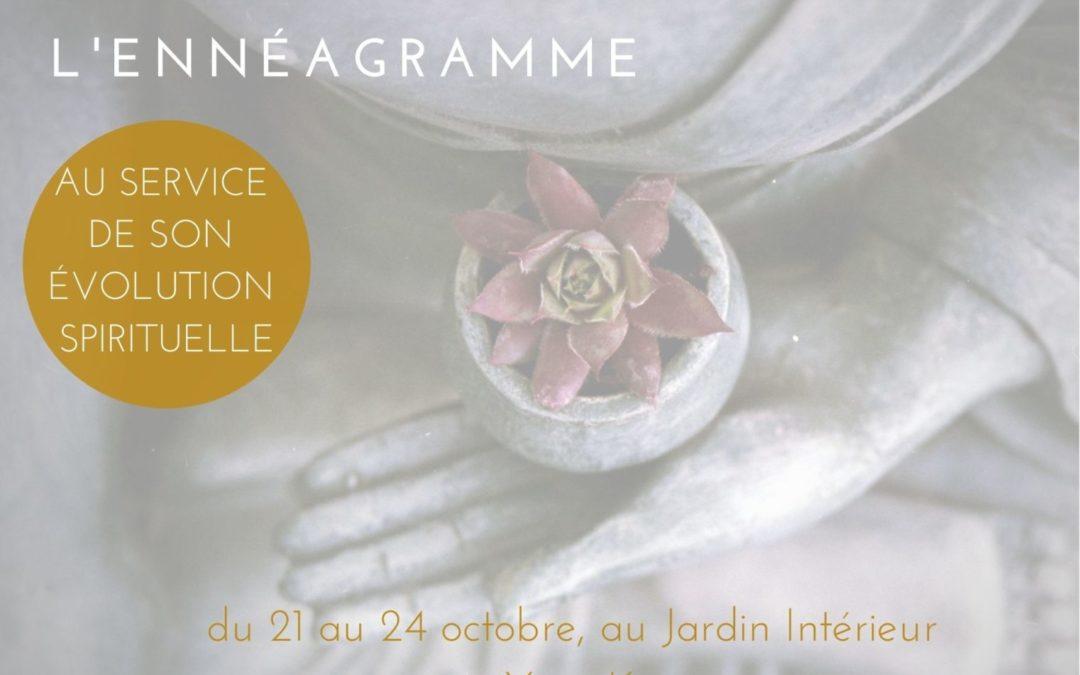 FORMATION – l'ennéagramme au service de son évolution spirituelle, du 21 au 24 octobre avec Yves Kovacs