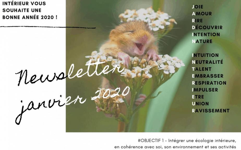 NEWSLETTER janvier 2020 : événement sport-santé, formations, stage de tai chi chuan, nouvel an chinois,…