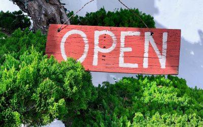 Réouverture du Jardin Intérieur – nouveaux horaires, nouvelle organisation