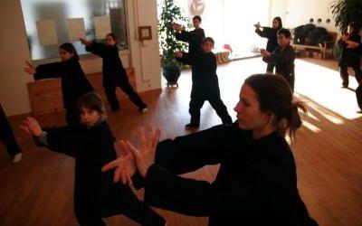 Stage de tai chi enfant – 17 mars